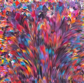 Tropical-Blaze_Alexandra-Romano-Art_Treniq_0
