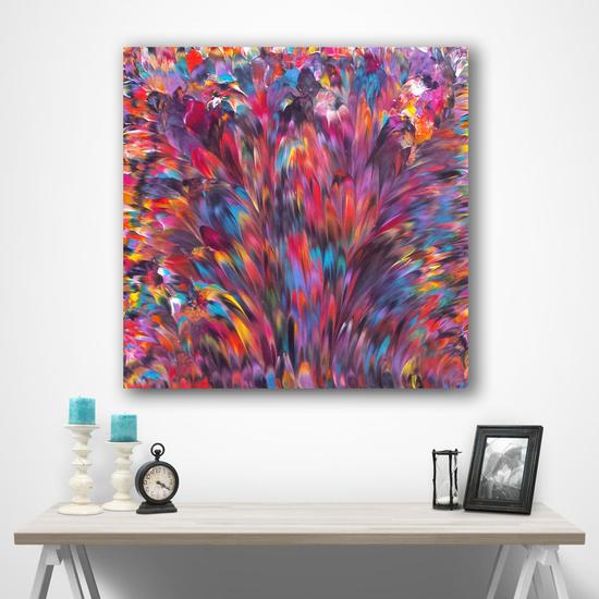 Tropical blaze alexandra romano art treniq 1 1513885960118