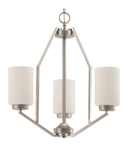 Axiom three light chandelier tl custom lighting treniq 1 1514333325242