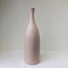 Shell pink bottle vase lucy burley ceramics treniq 1 1514638263735