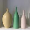 Shell pink bottle vase lucy burley ceramics treniq 1 1514639042940