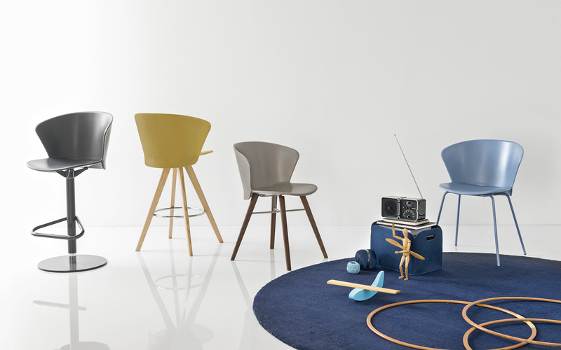 Bahia dining chair by calligaris by fci fci london treniq 1 1514988854177