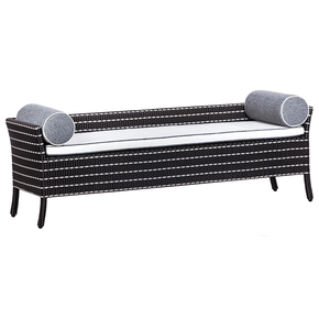 Paris Bench Dark - Seven Oceans Designs - Treniq
