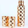 Copper bottle with glass shan international treniq 1 1515573932748