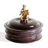 Black bread box with bronze man handle avana africa treniq 1 1515839082239