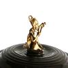 Black bread box with bronze man handle avana africa treniq 1 1515839082259
