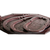 Touareg set of 4 trays dark mahogany avana africa treniq 1 1515841744744