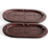 Touareg set of 4 trays dark mahogany avana africa treniq 1 1515841744784