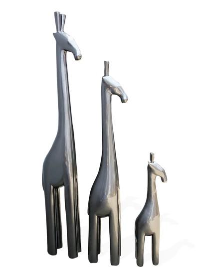 Metallic grey papa giraffe  avana africa treniq 1 1515842492444
