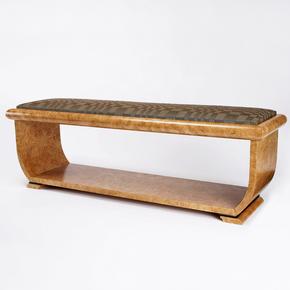 Chestnut Bench - Philip Dobbins - Treniq