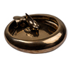 Decorative bronze koi bowl jess latimer treniq 1 1515987215857