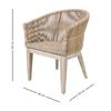 Loom armchair seven oceans designs treniq 4