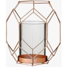 Copper-Candle-Holder-W/-Glass_Shan-International_Treniq_0