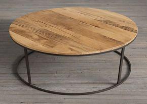 Reclaimed-Wood-Round-Coffee-Table-_Shakunt-Impex-Pvt.-Ltd._Treniq_0