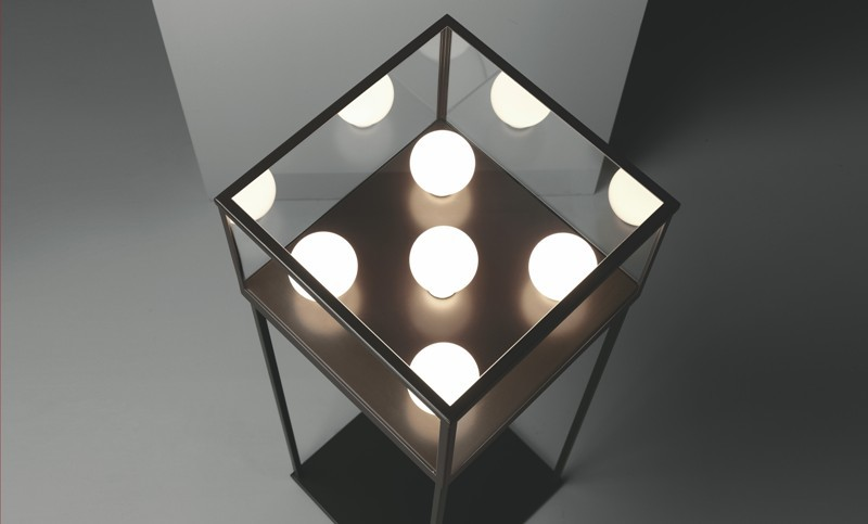 Ballinbox 5 lights square floor lamp with dedicated led lightsource younique plus treniq 1 1516179049460