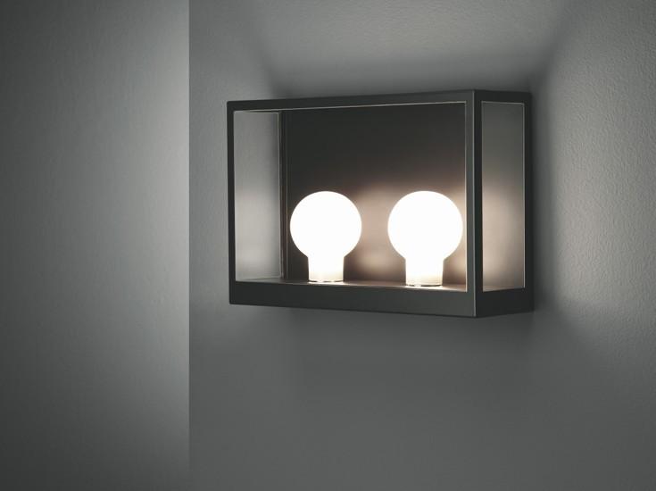 Ballinbox 2 lights wall lamp murano glass and dedicated led lightsource younique plus treniq 1 1516180656945