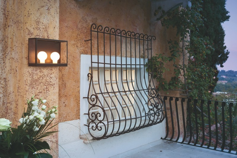 Ballinbox 2 lights wall lamp murano glass and dedicated led lightsource younique plus treniq 1 1516180665534
