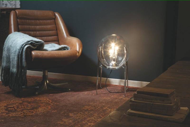 Floor lamp shining aluminium younique plus treniq 1 1516185359299