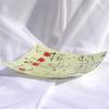 Bowl cream black 30x30 shallow arteglass treniq 6 1516293746010