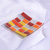 Bowl orange yellow red 12x12 shallow arteglass treniq 6 1516294048864
