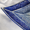 Bowl blue white 30x30 shallow arteglass treniq 6 1516294096306