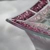 Bowl violet white 12x12 shallow arteglass treniq 6 1516294214982