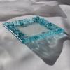 Bowl turquoise 12x12 plate arteglass treniq 6 1516294394070