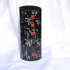 Vase black white 30 cm rounded arteglass treniq 7 1516294874781