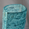 Vase turquoise 30 cm rounded arteglass treniq 6 1516295250801
