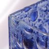 Vase dark blue 30 cm square arteglass treniq 8 1516295293940