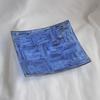 Bowl dark blue with oldplatinum 20x20 shallow arteglass treniq 7 1516295438474
