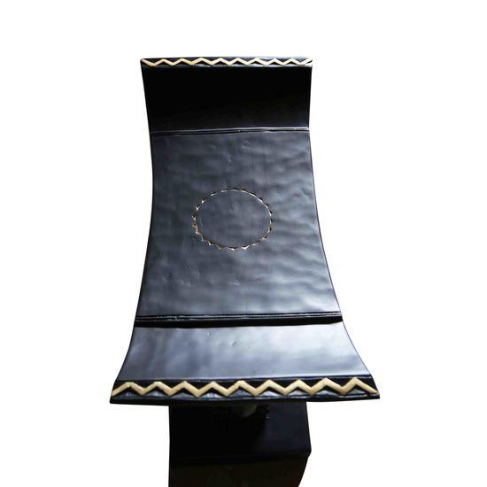 Rectangular tabouret with turtle avana africa treniq 1 1516361295684