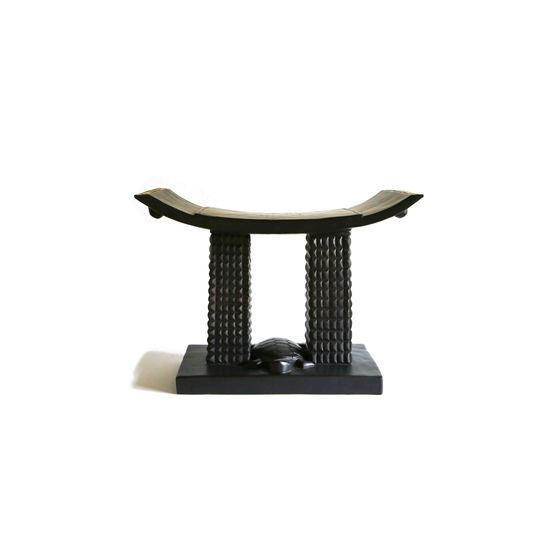 Rectangular tabouret with turtle avana africa treniq 1 1516361295642