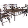 Malinka set of 4 chairs and 1 table avana africa treniq 1 1516362616798