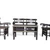 Malinka set of 4 chairs and 1 table avana africa treniq 1 1516362616784