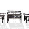 Malinka set of 4 chairs and 1 table avana africa treniq 1 1516362616774