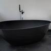 Modena nero freestanding stone cast bath b%c3%a4dermax treniq 1 1516372099199