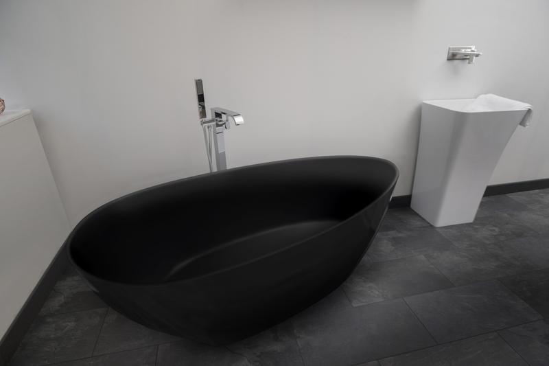 Modena nero freestanding stone cast bath b%c3%a4dermax treniq 1 1516372099202