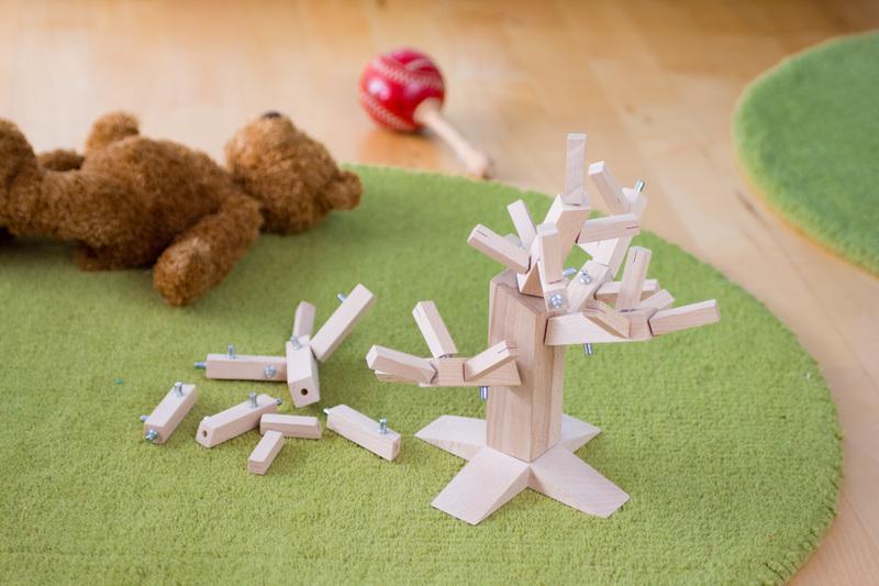 Wooden tree.three dimensional puzzles. welldone%c2%ae dobre rzeczy treniq 1 1516635517642