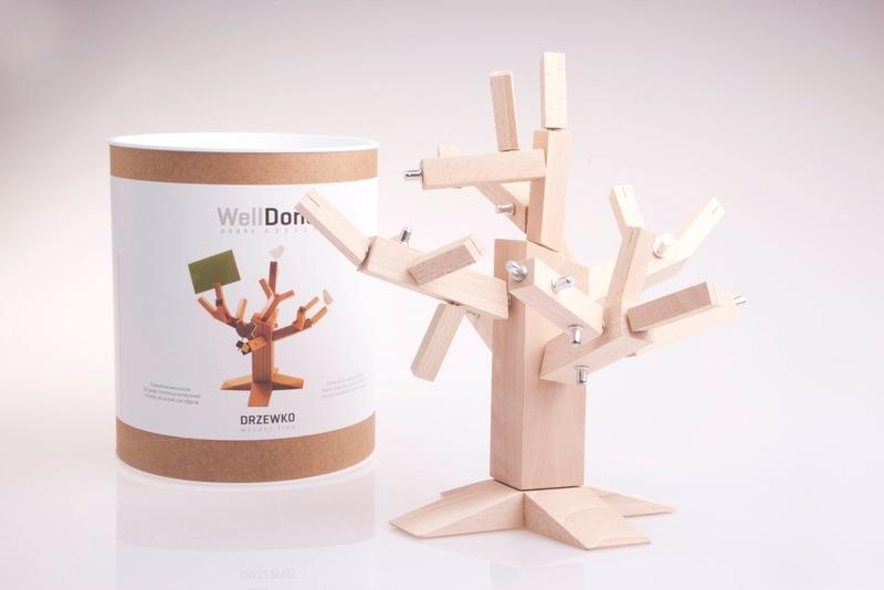 Wooden tree.three dimensional puzzles. welldone%c2%ae dobre rzeczy treniq 1 1516635579581