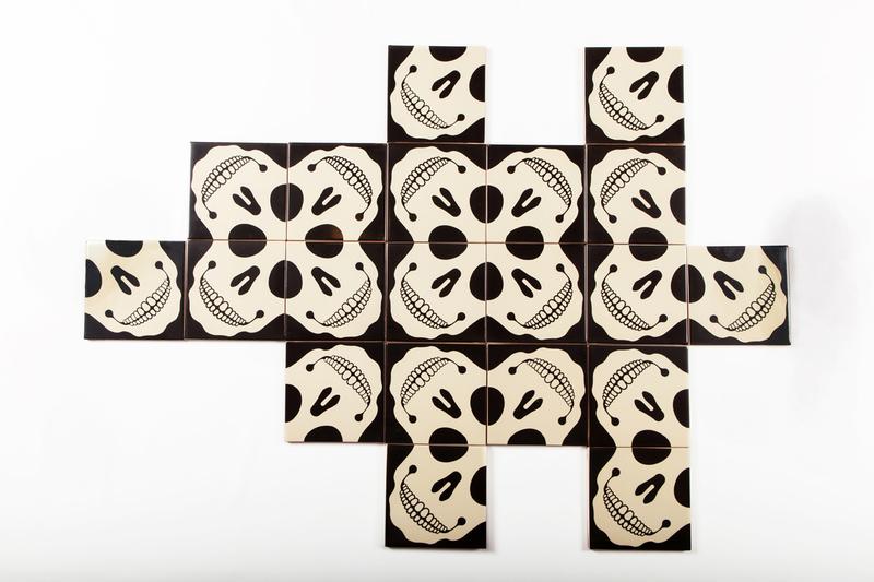 Skull mural 20 tiles bussoga sc treniq 1 1516787415335