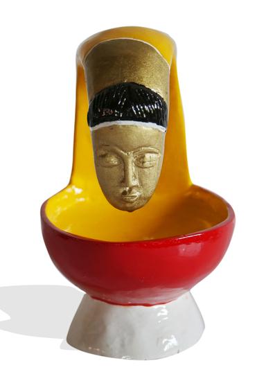 Peau baule yellow red avana africa treniq 1 1516790212352