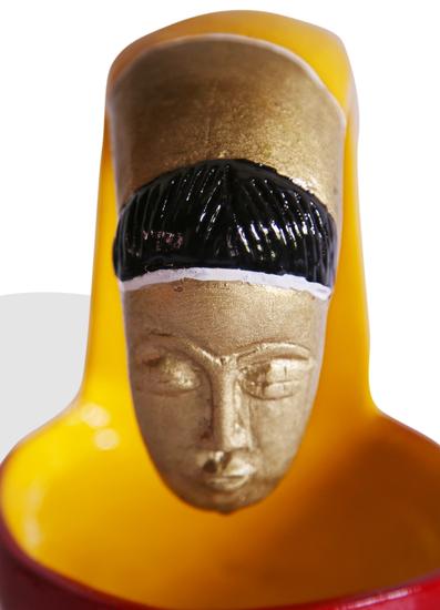 Peau baule yellow red avana africa treniq 1 1516790212364