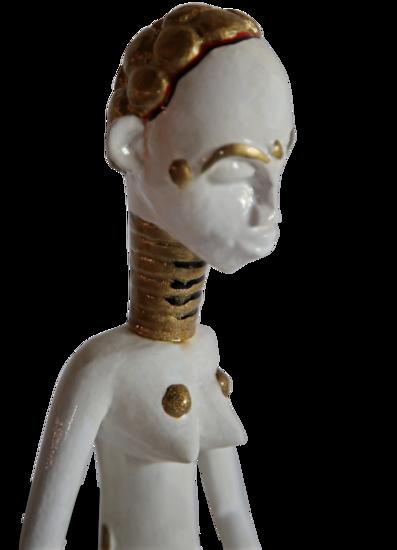Small white statue agni from aboisso avana africa treniq 1 1516790779277