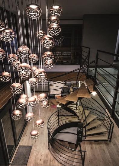 Kelly cluster coppery bronze studio italia design treniq 1 1516792263179