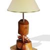 Bronze double head rhino lamp avana africa treniq 1 1516795646645