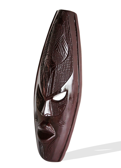 Dark mask with giraffe avana africa treniq 1 1516795772677