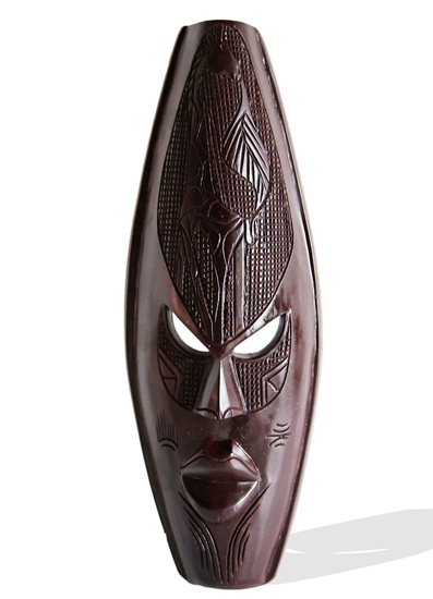 Dark mask with giraffe avana africa treniq 1 1516795772670