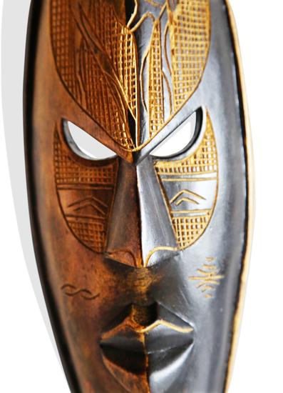 Double colored giraffe mask avana africa treniq 1 1516796635785