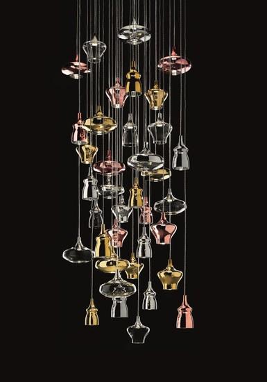 Nostalgia medium rose gold studio italia design treniq 1 1516803690943